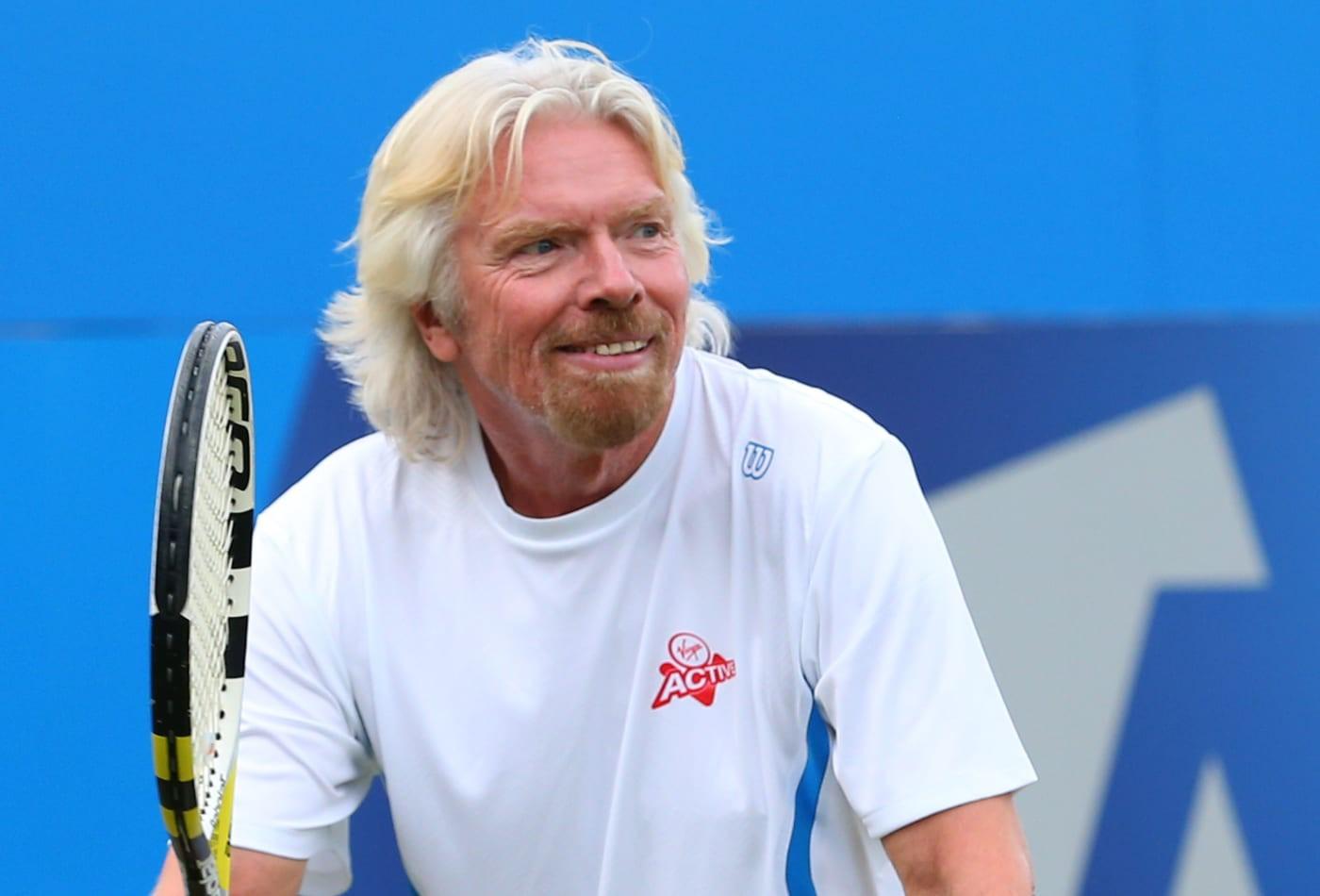 លោក Richard Branson មានទម្លាប់បែបណា ធ្វើឱ្យគាត់មានសុខភាពល្អក្នុងជិវិតនេះ